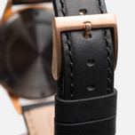Наручные часы Uniform Wares 351 Series RG-01 Rose Gold/Black фото- 4