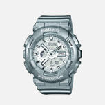 Женские наручные часы CASIO Baby-G BA-110-8AER Silver фото- 0