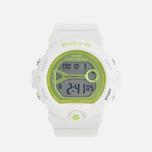 Женские наручные часы CASIO Baby-G BG-6903-7ER White/Green фото- 0