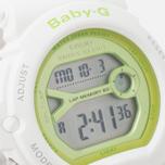 Женские наручные часы CASIO Baby-G BG-6903-7ER White/Green фото- 2