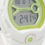 Женские наручные часы CASIO Baby-G BG-6903-7ER White/Green фото- 3