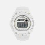 Женские наручные часы CASIO Baby-G BLX-100-7ER White/Silver фото- 0