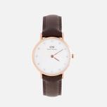 Женские наручные часы Daniel Wellington Classic Bristol Rose Gold фото- 0