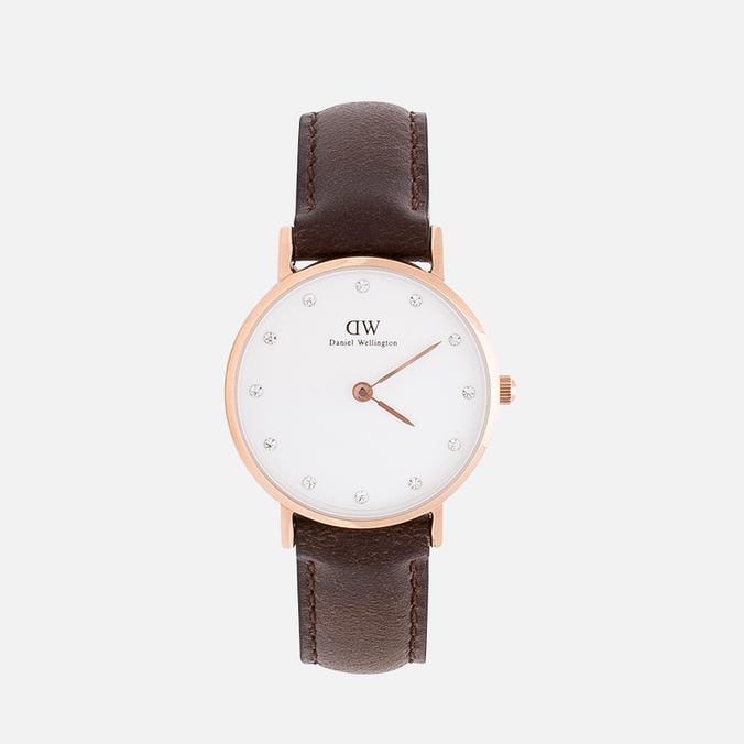 Женские наручные часы Daniel Wellington Classic Bristol Rose Gold