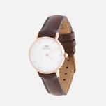 Женские наручные часы Daniel Wellington Classic Bristol Rose Gold фото- 1