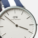 Женские наручные часы Daniel Wellington Classic Glasgow Silver фото- 2