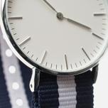 Женские наручные часы Daniel Wellington Classic Glasgow Silver фото- 3