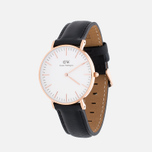 Женские наручные часы Daniel Wellington Classic Sheffield Rose Gold фото- 1