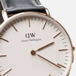 Женские наручные часы Daniel Wellington Classic Sheffield Rose Gold фото- 2