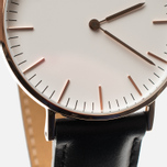 Женские наручные часы Daniel Wellington Classic Sheffield Rose Gold фото- 3