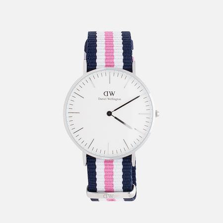 Женские наручные часы Daniel Wellington Classic Southampton Silver
