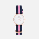Женские наручные часы Daniel Wellington Classy Winchester 26 mm Rose Gold фото- 0
