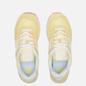 Женские кроссовки New Balance WL574PK2 Yellow/White фото - 1