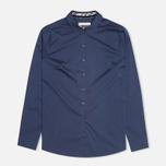 Женская рубашка Barbour Captiva Navy фото- 0