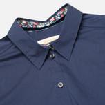 Женская рубашка Barbour Captiva Navy фото- 1