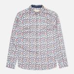 Женская рубашка Barbour Encore Garter Blue фото- 0