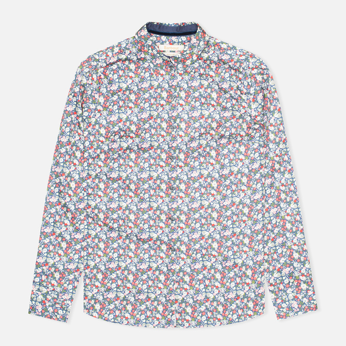 Женская рубашка Barbour Encore Garter Blue