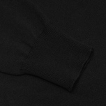 Женский свитер Fred Perry Laurel Classic V Neck Black фото- 3