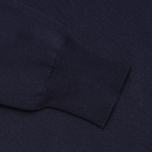 Женский свитер Fred Perry Laurel Classic V Neck Navy фото- 3