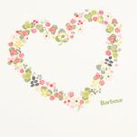 Женская футболка Barbour Elysia Snow фото- 2