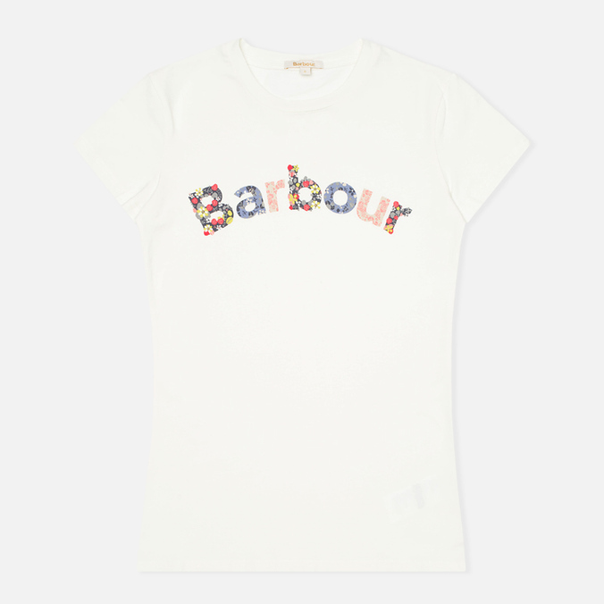 Barbour Freya Women's T-shirt Snow