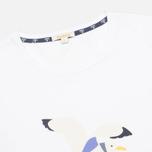 Женская футболка Barbour Pendeen White фото- 1