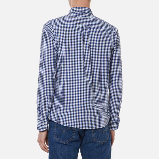 Мужская рубашка Weekend Offender Check Blue Check