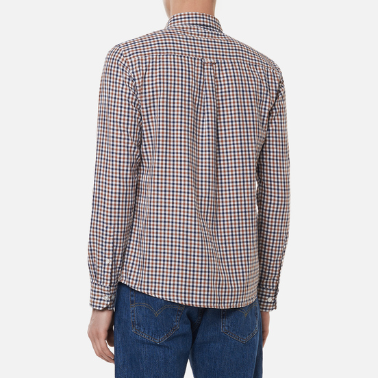 Мужская рубашка Weekend Offender Check Woody Check