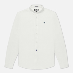 Мужская рубашка Weekend Offender Pallomari Cotton Oxford White