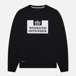 Мужская толстовка Weekend Offender Penitentiary Classics AW21 Black