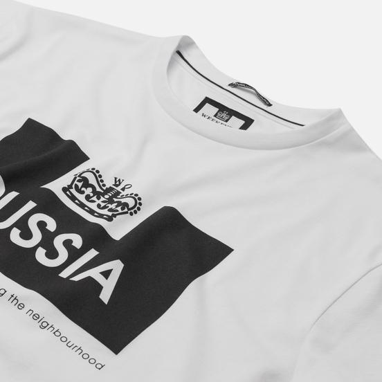 Мужская футболка Weekend Offender City Series 2 Euro Russia White