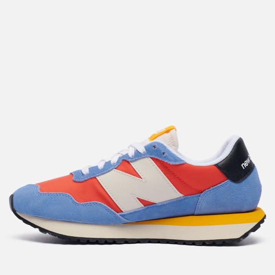 Женские кроссовки New Balance WS237SD Red/Blue/White