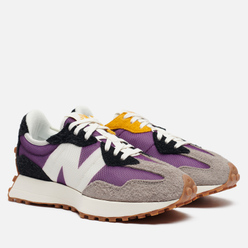 Женские кроссовки New Balance 327 70s Inspired Purple/White/Black
