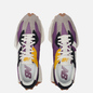 Женские кроссовки New Balance 327 70s Inspired Purple/White/Black фото - 1