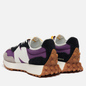 Женские кроссовки New Balance 327 70s Inspired Purple/White/Black фото - 2