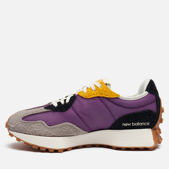 Женские кроссовки New Balance 327 70s Inspired Purple/White/Black