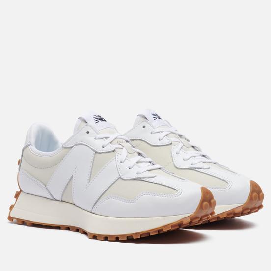 Женские кроссовки New Balance WS327LA White