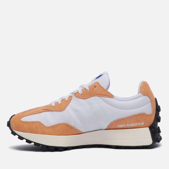 Женские кроссовки New Balance WS327LF1 Peach/White
