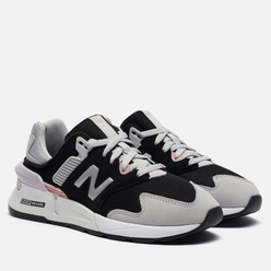 Женские кроссовки New Balance WS997JKQ Light Aluminum/Space Pink/Black