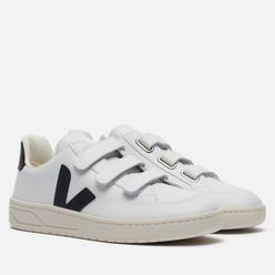 Мужские кроссовки VEJA V-Lock Leather Extra White/Black