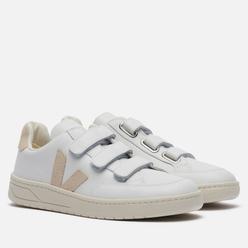 Женские кроссовки VEJA V-Lock Leather Extra White/Sable
