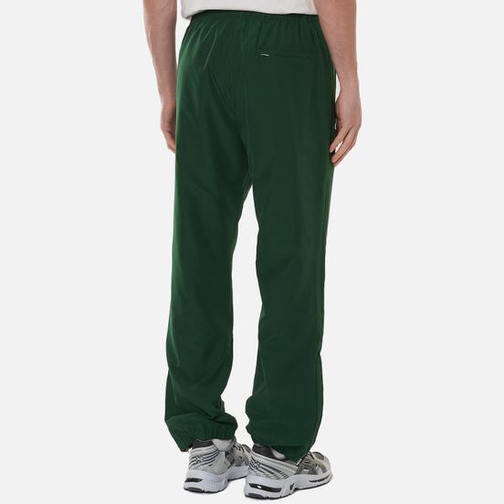 Мужские брюки Lacoste Lightweight Water-Resistant Green