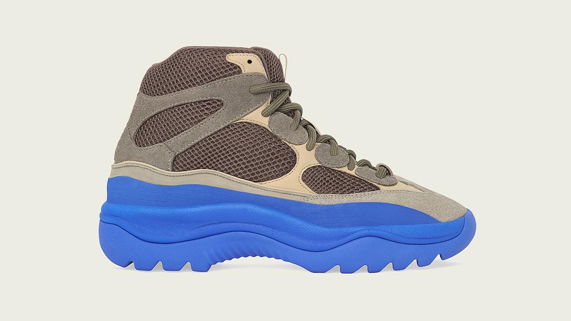 YEEZY DESERT BOOT TAUPE BLUE