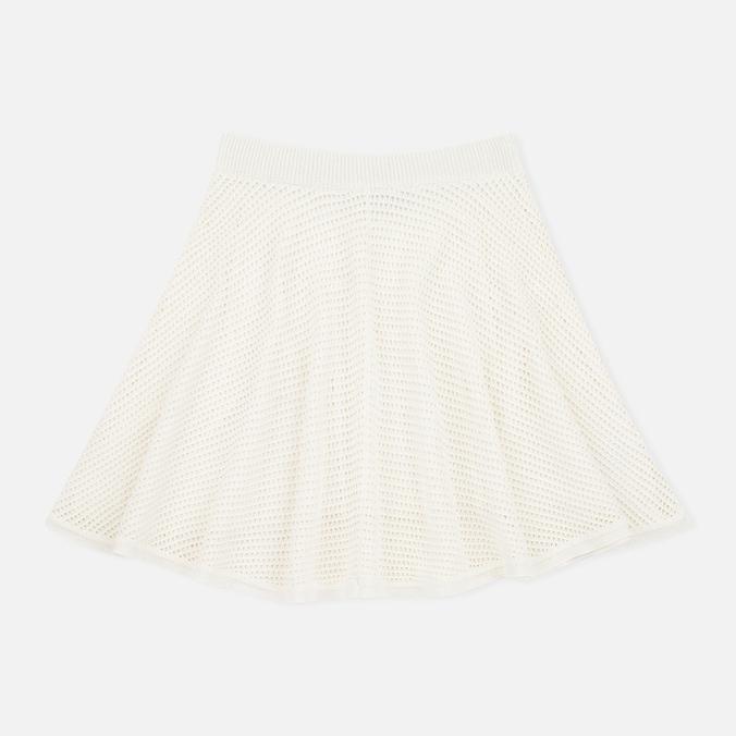 Maison Kitsune Crispy Skirt Ecru