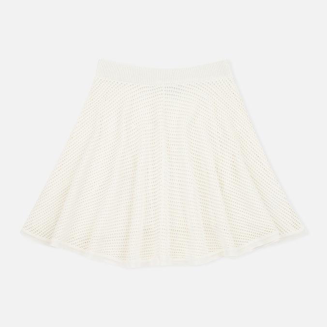 Женская юбка Maison Kitsune Crispy Ecru