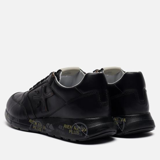 Мужские кроссовки Premiata Zac-Zac 5020 Black