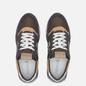 Мужские кроссовки Premiata Zac-Zac 5368 Grey/Brown фото - 1