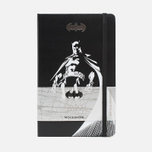 Записная книжка Moleskine Batman Large Black 240 pgs фото- 0