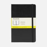 Записная книжка Moleskine Classic Large Black 240 pgs фото- 0