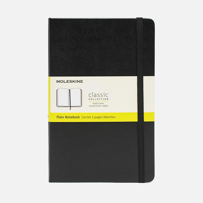 Записная книжка Moleskine Classic Large 240 pgs Black